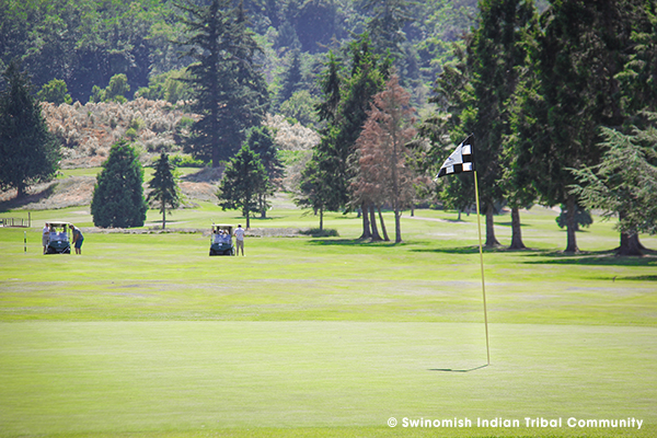 Swinomish Golf