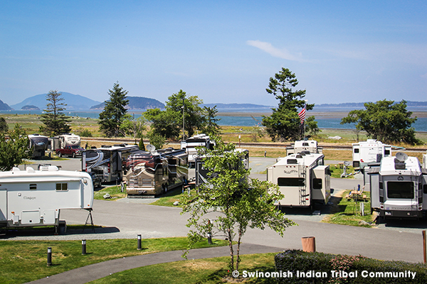Swinomish Casino Rv Park